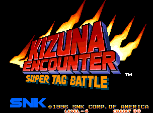 Kizuna Encounter: Super Tag Battle / Fu'un Super Tag Battle