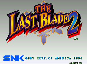 The Last Blade 2 / Bakumatsu Roman: Dai Ni Maku Gekka no Kenshi