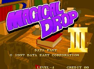 Magical Drop 3