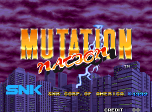 Mutation Nation / Dreamover