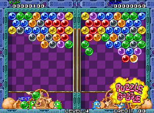 Bust A Move / Puzzle Bobble