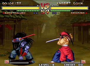 Samurai Shodown 5 / Samurai Spirits Zero