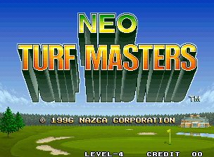 Neo Turf Masters / Big Tournament Golf