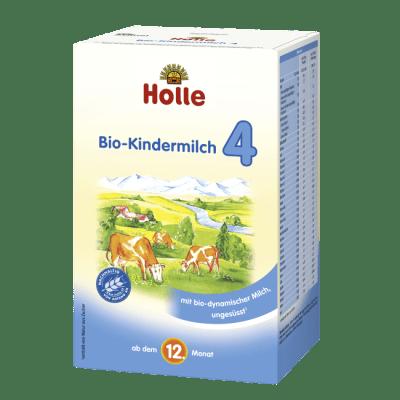Holle Organic Infant Formula Stage 4