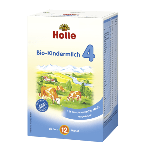 Holle Organic Infant Formula Stage 4