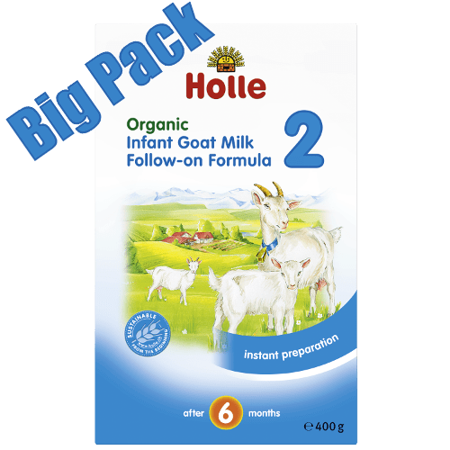 holle goat formula stage 2 Wholesale