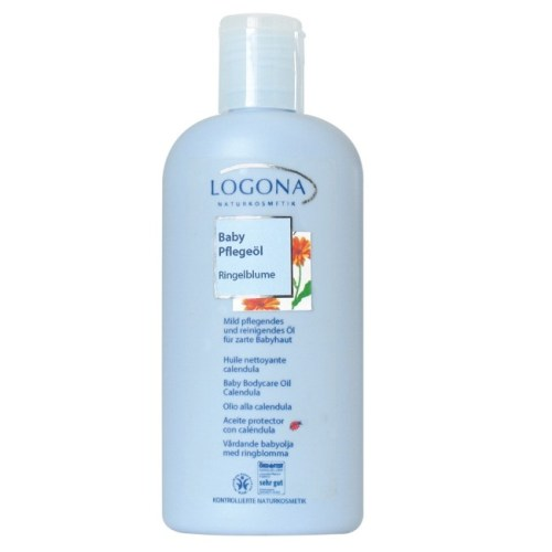 Logona Calendula Baby Oil
