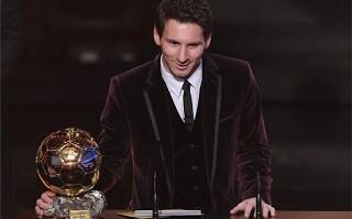 messi golden ball Lionel Messi balon de oro 2011
