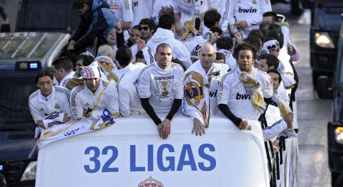 Fotos Real Madrid Campeón Liga 2012