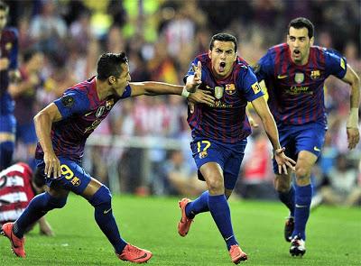barcelona campeon copa del rey 2012 pedro