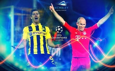 Borussia-Bayern Munich Champions League