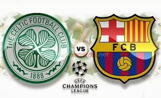 Celtic vs. Barcelona 2013