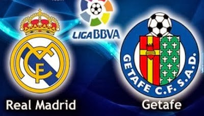 Real Madrid vs. Getafe 2013
