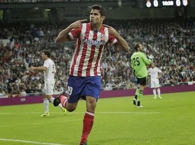 Real Madrid vs Atlético Madrid 2013