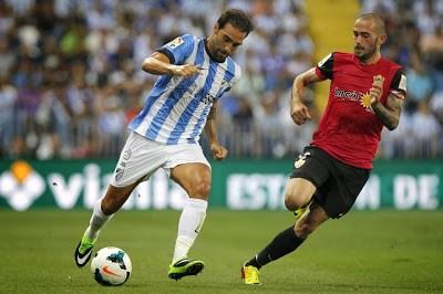 Málaga vs. Almería 2013