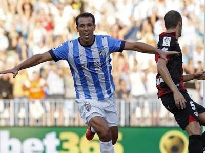 Málaga vs Rayo Vallecano 2013