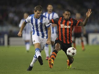 Real Sociedad vs. Shakhtar