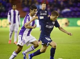 Valladolid vs. Málaga 2013