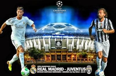 Real Madrid vs. Juventus 2013