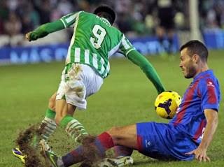 Betis vs. Levante 2013