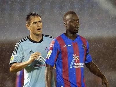 Celta de Vigo vs. Levante 2013