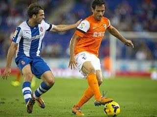 Espanyol vs. Málaga 2013