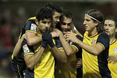 Granada Atlético Madrid 2013