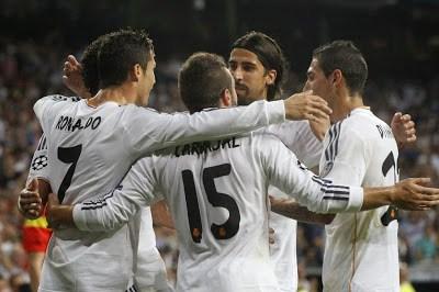 Real Madrid vs. Copenhague 2013