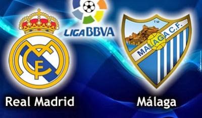 Real Madrid vs. Málaga 2013