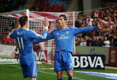 Almería vs Real madrid