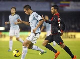 Celta Vigo vs. Rayo Vallecano 2013