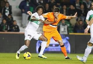 Elche vs. Valencia 2013