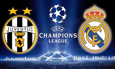 Juventus vs. Real Madrid Champions League 2013