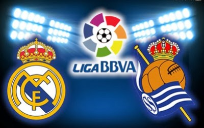 Real Madrid vs. Real Sociedad 2013