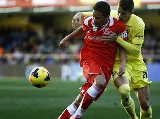 Villarral vs. Sevilla 2013