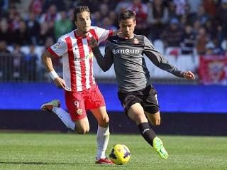 Almería vs. Espanyol 2013
