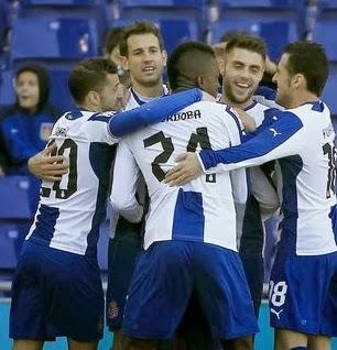 Espanyol vs. Valladolid