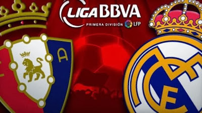 Osasuna-Real Madrid 2013