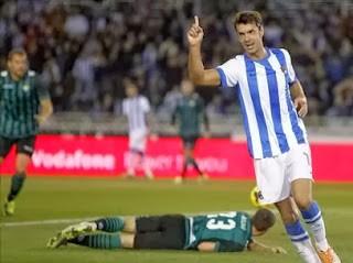 Real Socidad vs. Betis 2013