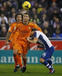 Espanyol vs. Real Madrid 2014