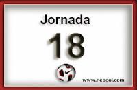 Partidos Jornada 18 Liga Española BBVA 2013-2014