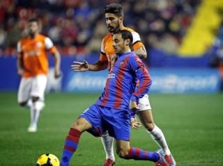 Levante vs. Málaga 2014