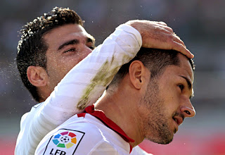 Sevilla vs. Getafe 2014