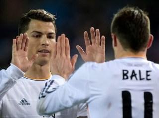 Real Madrid vs. Atlético Madrid 2014