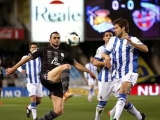 Real Sociedad vs. Levante 2014