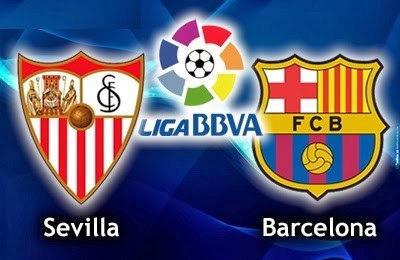 Sevilla vs. Barcelona