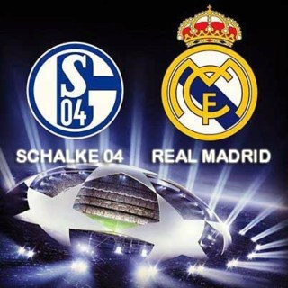 Schalke 04 vs. Real Madrid octavos champions league 2014