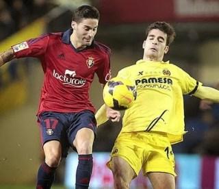 Villarreal vs. Osasuna 2014