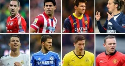 Cuartos Champions League 2013-2014. Calendario