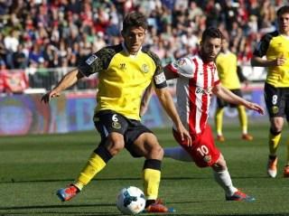 Almería 1-Sevilla 3. Jornada 27 Liga Española